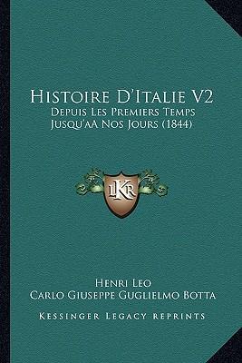 Histoire D'Italie V2