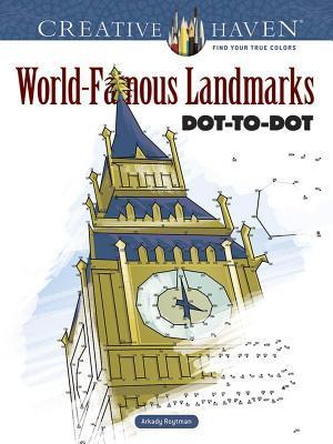 World-Famous Landmarks Dot-to-Dot