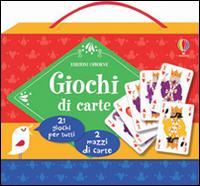 Giochi di carte. Ediz. illustrata