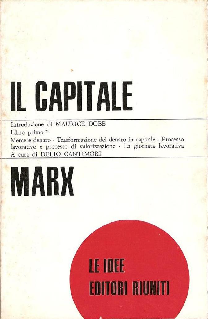 Il capitale: critica dell'economia politica