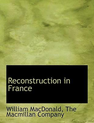 Reconstruction in France