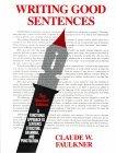 Writing Good Sentences