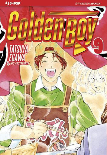 Golden boy vol. 9