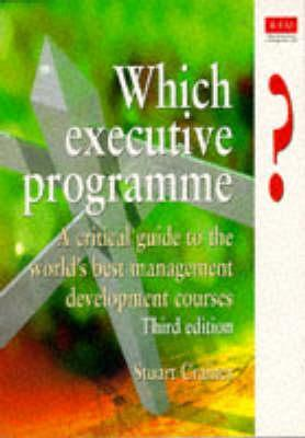 Which Executive Programme?