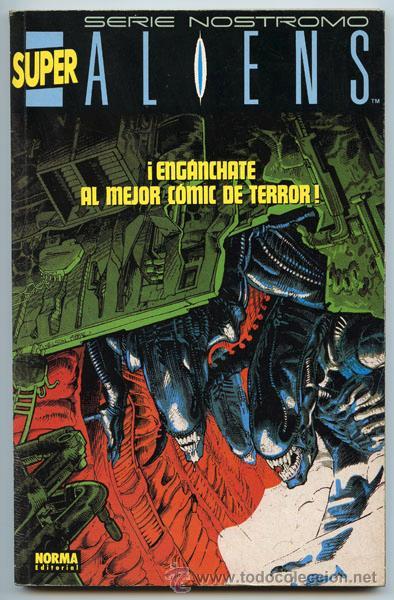 Serie Nostromo. Super Aliens #1