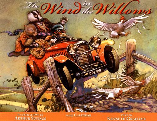 The Wind in the Willows 2007 Calendar