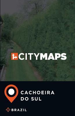 City Maps Cachoeira Do Sul Brazil
