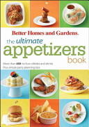 The Ultimate Appetizer Book