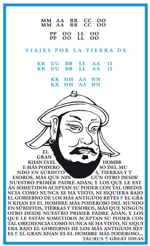Viajes por la tierra de Kublai Khan
