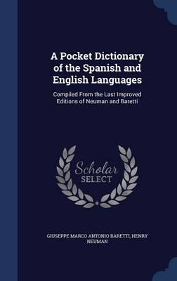A Pocket Dictionary ...