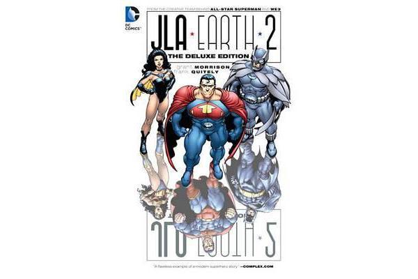 JLA Earth 2