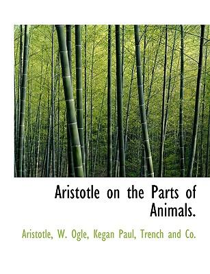 Aristotle on the Parts of Animals