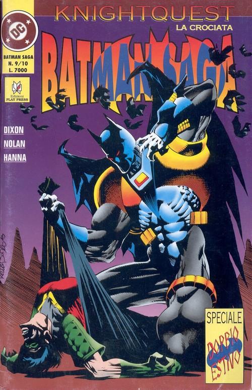 Batman Saga #9/10