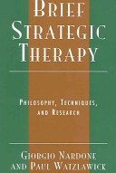 Brief Strategic Therapy
