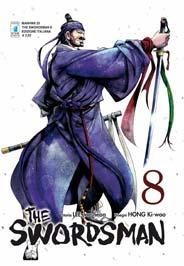 The swordsman vol. 8