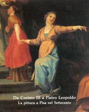Da Cosimo III a Pietro Leopoldo