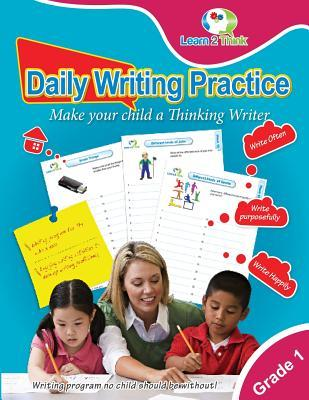 Daily Writing Practice Grade 1