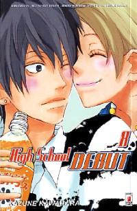 High School Debut vol. 08