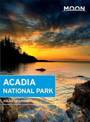 Moon Acadia National Park (5th ed)