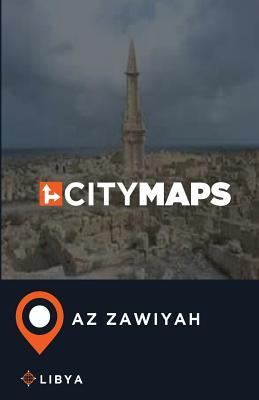 City Maps Az Zawiyah, Libya
