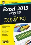 Excel 2013 espresso for Dummies