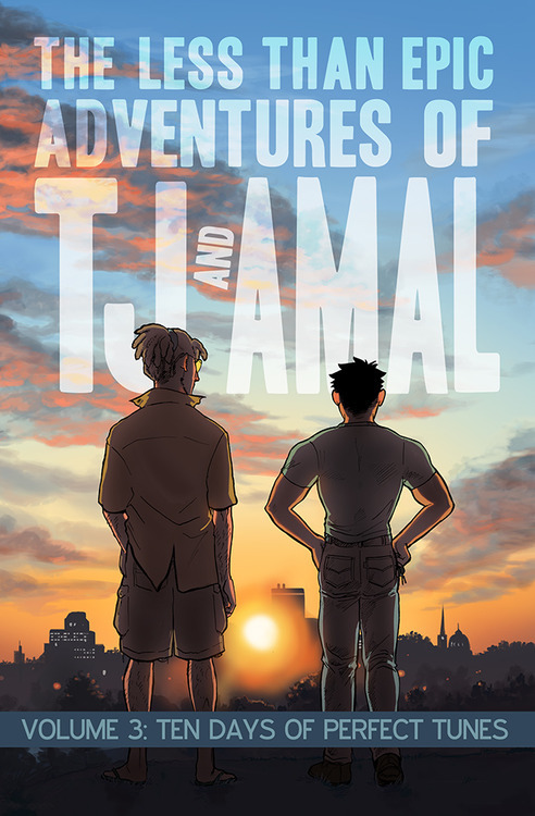 The Less than Epic Adventures of TJ and Amal, Vol. 3