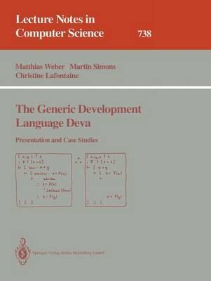 The Generic Developm...
