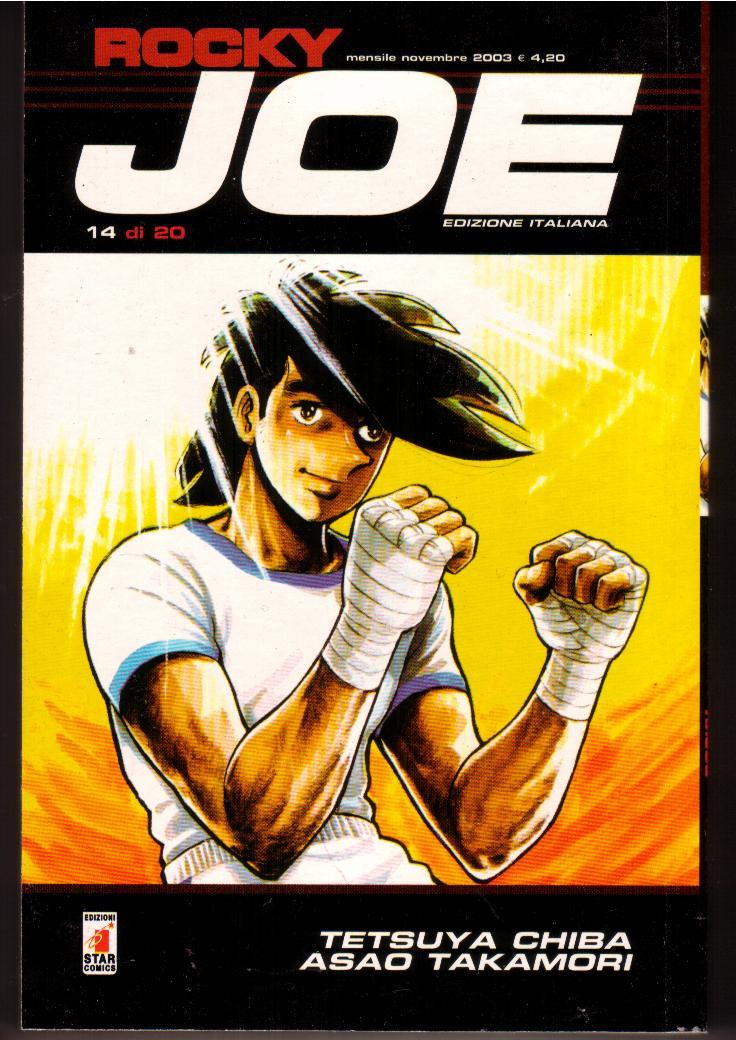 Rocky Joe vol. 14