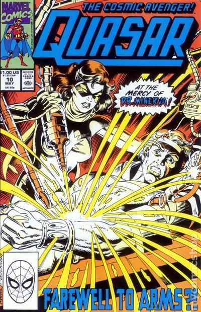 Quasar Vol.1 #10