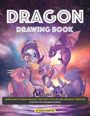 Dragon Drawing Book