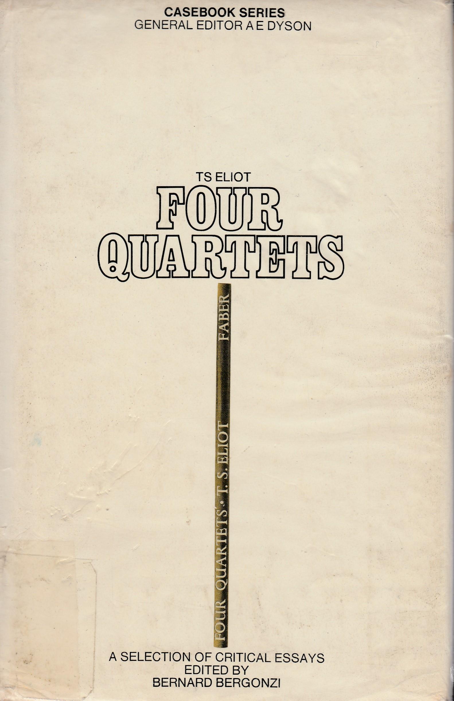 T.S. Eliot - Four Quartets