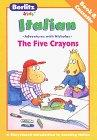 The Five Crayons - Italian