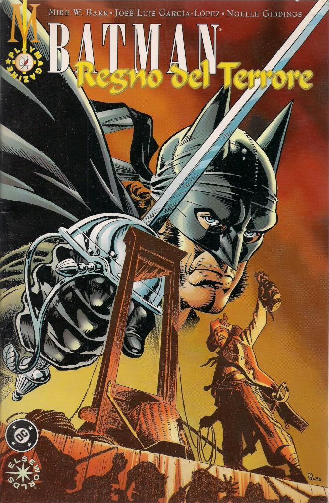 Batman: Regno del te...