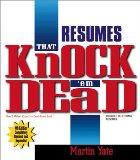Resumes That Knock'Em Dead