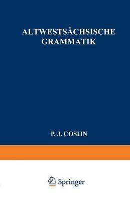 Altwestsächsische Grammatik