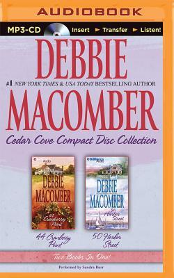 Debbie Macomber Cedar Cove CD Collection