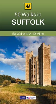50 Walks in Suffolk