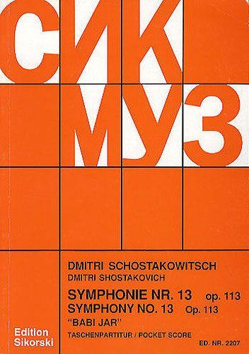 Symphonie nr.13 op.113