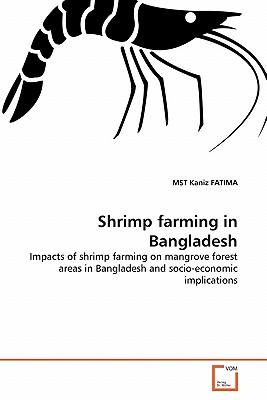 Shrimp farming in Bangladesh