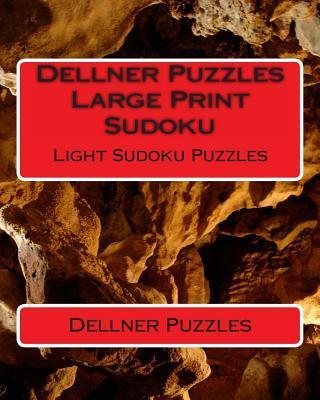 Dellner Puzzles Large Print Sudoku