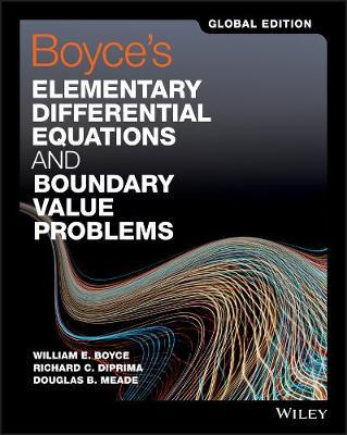 Elementary Differential Equations and Boundary Value Problems, Eleventh Edition, Global Edition