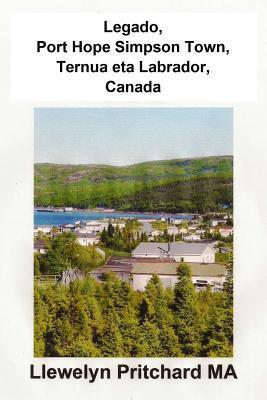Legado, Port Hope Simpson Town, Ternua Eta Labrador, Canada