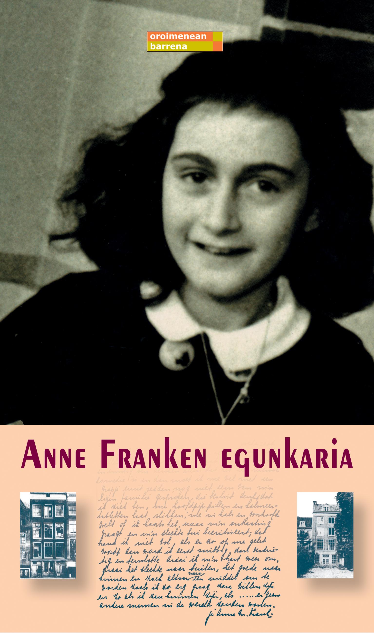Anne Franken egunkar...