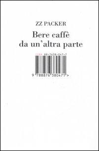 Bere caffè da un'al...