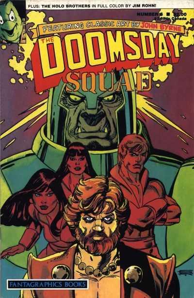 Doomsday Squad #6
