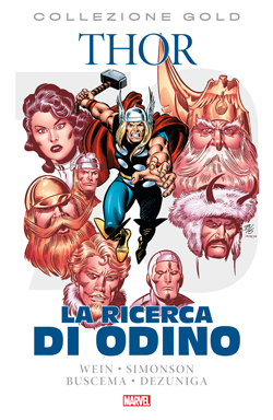 Thor - La ricerca di...