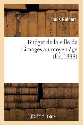 Budget de la Ville d...