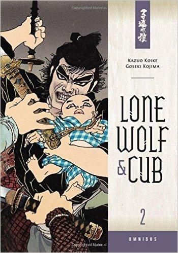 Lone Wolf and Cub Om...