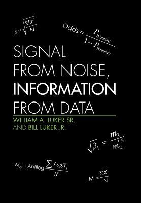 Signal from Noise, Information from Data