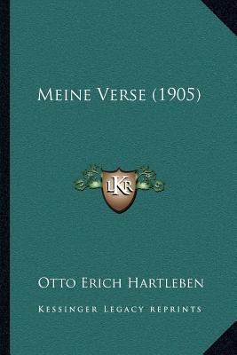 Meine Verse (1905)